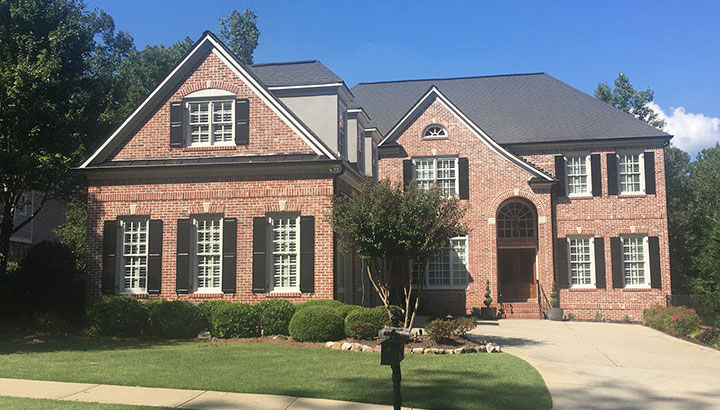 Exterior Painting In West Cobb